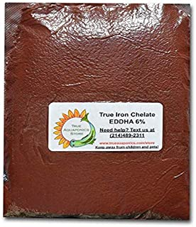 Best grow more iron chelate Reviews