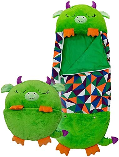 Bloomglass Kids Sleeping Bag, Happy Play Pillow Nappers...