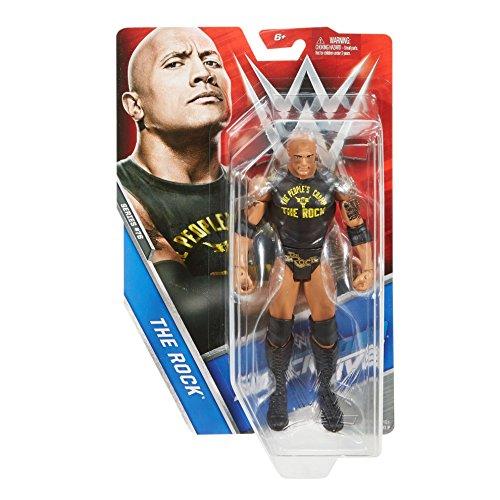 WWE the Rock Basic Action Figure