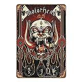 HONGXIN Motorhead Vintage Metall Zeichen Retro Zinn Zeichen