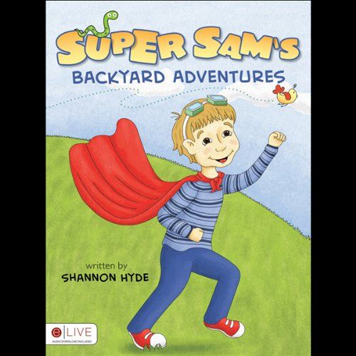 Super Sam's Backyard Adventures copertina