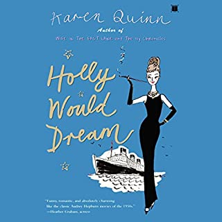 Holly Would Dream audiobook cover art