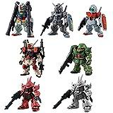 Shokugan - Mobile Suit Gundam - FW Gundam...