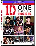 1D, One Direction-This is Us [DVD + Copie Digitale]