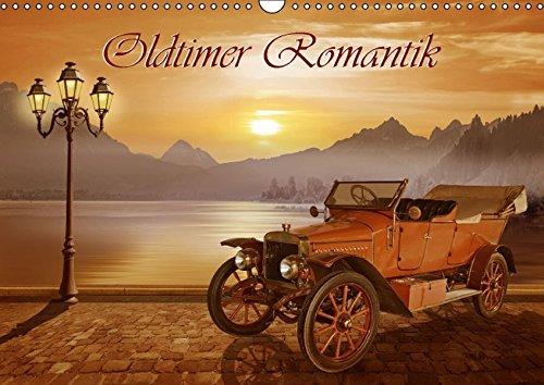 Oldtimer Romantik (Wandkalender 2016 DIN A3 quer): Oldtimerlegenden und Kultautos mit einem romantischen Blick auf die Vergangenheit. (Monatskalender, 14 Seiten) (CALVENDO Mobilitaet)