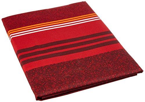 Essix Taie d'oreiller, Coton, Multicolore, 50x75 cm