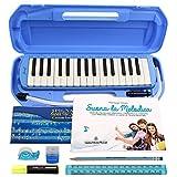 Kit Melodica Diamonica ffalstaff  32 Tasti, tipo Angel | kit cancelleria e Metodo'Suona la Melodica'