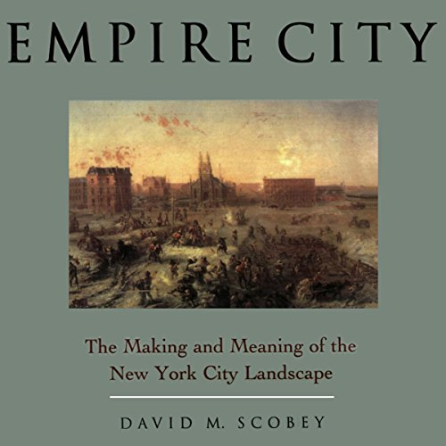Empire City audiobook cover art