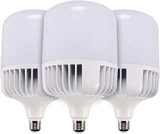 Sunthin ( 3- Pack )デイライトLED電球、5500K、4000lm、300W交換、ヤードライト電球、LEDコーンライト電球