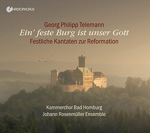 Kammerchor der Erlöserkirche Bad Homburg
