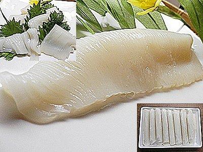 イカ 刺身 お造り いか するめいか 250g×1個 お試し用 イカの刺身 を イカそうめん にしても スルメイカ いかそうめん