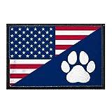 US Paw Flag...image