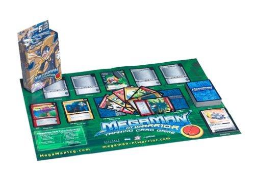 Megaman Mega Man NT Warrior Trading Card Game Grave Starter Deck Bass