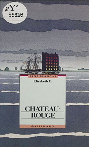 Château rouge (Page blanche) (French Edition)
