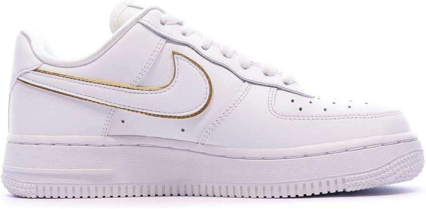Nike Air Force 1 '07 Essential, Chaussures de Gymnastique Femme ...