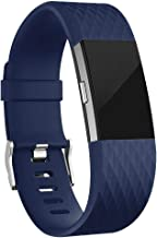 iGK Replacement Bands Compatible for Fitbit Charge 2, Adjustable Replacement Sport Strap Smartwatch Fitness Wristband