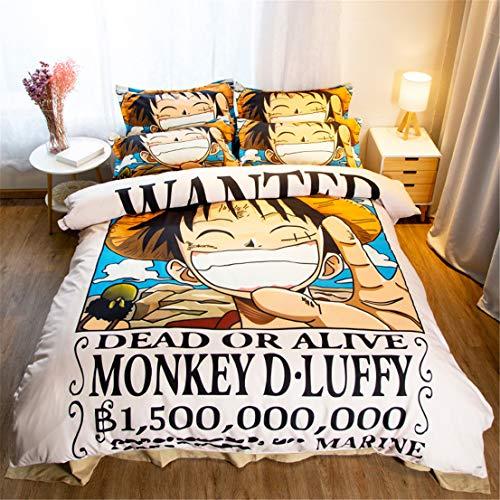 La parure de lit pour fan de One Piece