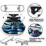 Zoom IMG-2 disuppo skateboard per principianti completo