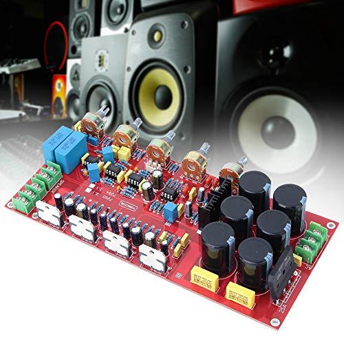 Eindversterker board, TDA7294 2.1 kanaals 2x80W + 160W subwoofer HIFI eindversterker board module