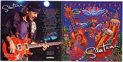 Supernatural by Santana 1999 06 14 product image