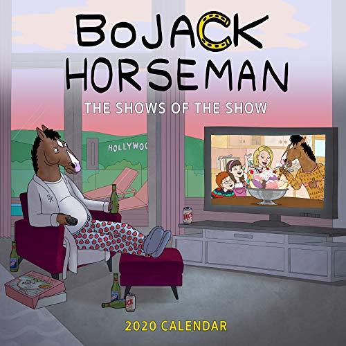 Horseman, B: BoJack Horseman 2020 Wall Calendar