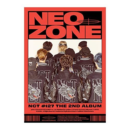 2nd Album Nct #127 Neo Zone [C Ver.]