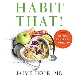 Habit That! audiobook cover art