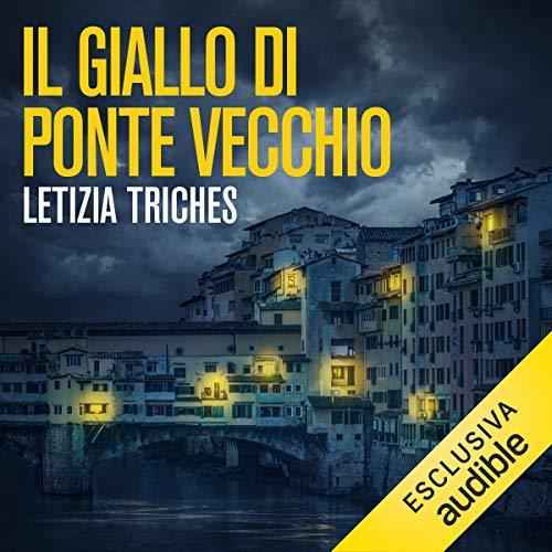 Il giallo di Ponte Vecchio copertina