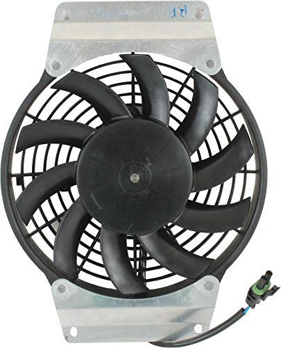 can am renegade 800 cooling fan - 5