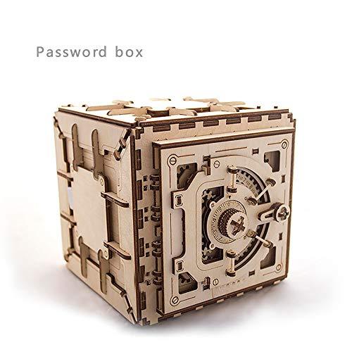 Wachtwoord: blokkeer echte ervaring, puzzel, oefening, geduld en denkvermogen, creatieve cadeaus voor volwassenen en kinderen, verzamelde wachtwoorden.