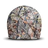ADCO 3656 Camouflage OS Game Creek Oaks Tyre Gard Wheel Cover, (Set of 2) (Fits 43'-45')