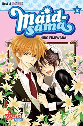 Maid-sama 12: Romantische Komödie über das geheime Doppelleben einer Schulsprecherin – Für Fans von mitreißenden Liebesgeschichten