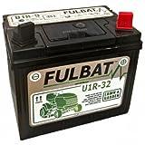 Fulbat - Batterie per motocoltivatori U1-R32 / U1-R12 12V 32Ah - Batteria/e
