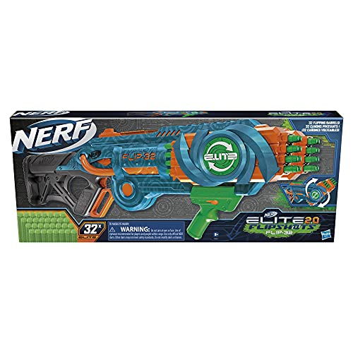 nerf porta dardi Hasbro Nerf Elite 2.0 - Flipshots Flip-32