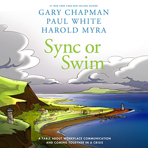 Sync or Swim audiobook cover art