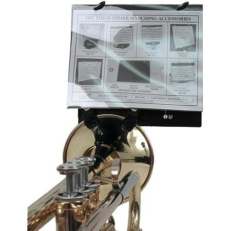 DEG Trumpet Marching Lyre