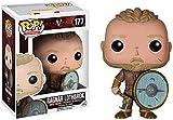 ZYYWAD TV: Vikings - Figura de Vinilo Coleccionable de Ragnar Lothbrok de la Serie de televisión Pop