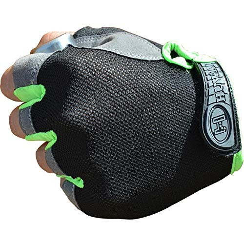 Cycling Gloves Bicycle Gloves Bike Gloves Anti Slip Shock Breathable Half Finger Short Sports Gloves Accessories for Men Women -a32-M