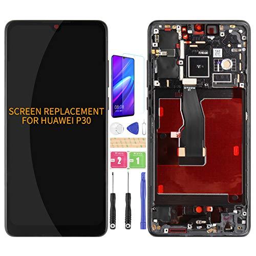 Not Original compatible para Huawei P30 Pantalla LCD de repu