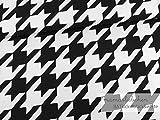Mamasliebchen Jersey-Stoff batkick #Black & White (0,5m)