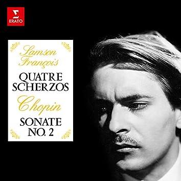 "Chopin: Quatre scherzos & Sonate No. 2 ""Marche funèbre"""