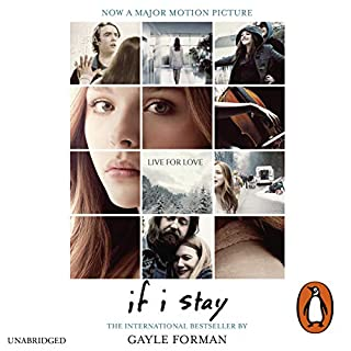 If I Stay                   By:                                                                                                                                 Gayle Forman                               Narrated by:                                                                                                                                 Kirsten Potter                      Length: 5 hrs and 1 min     102 ratings     Overall 4.2