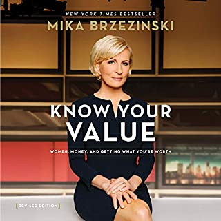 Know Your Value audiobook cover art
