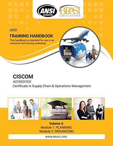 CISCOM Handbook (Certificate in Supply Chain & Operations Management)