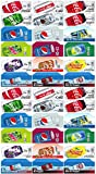 Vending-World - 36x Flavor Strip for 12 oz Cans Soda Pepsi Coke Vending, fits Dixie Narco, Vendo