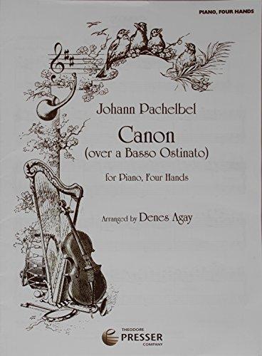Canon (Agay) Piano