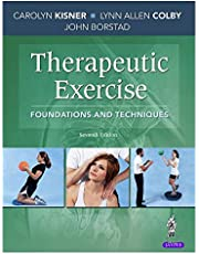 Therapeutic Exercise Foundations and Techniques