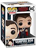 Funko- Figuras Pop Vinyl: Stranger Things: Vampire Bob (Exc), 31023, Multi...