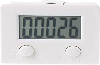 FLYCHENGi Digital Electronic Counter with 5 Digit Display Puncher Magnetic Inductive Counters Reliable Sensitive Counting Tool 64x38x38mm