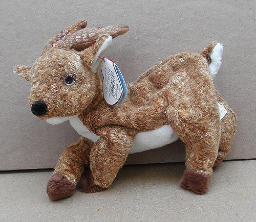 precios mas baratos TY Beanie Babies Roxie the Reindeer Stuffed Stuffed Stuffed Animal Plush Toy - 6 inches long by SmartBuy  precio mas barato